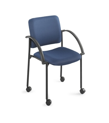 Safco Moto Stack Chair 4184BU ES3165