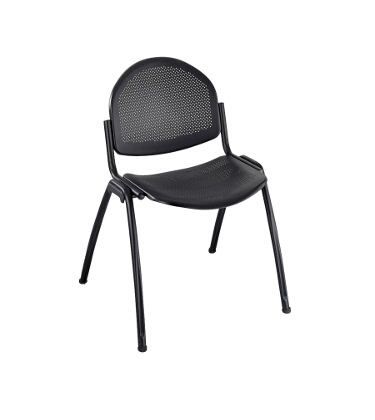 Safco Echo Stack Chair 4186BL ES3167