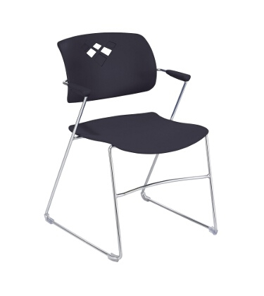 Safco Veer Flex Back Stack Chair 4286BL ES3172