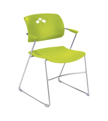 Safco Veer Flex Back Stack Chair 4286GS ES3174