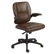 Safco Incite Mid Back Chair 4471BR (Brown) ES3179