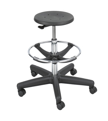 Safco Workbench Height Stool with Foot Ring 5104 ES3182