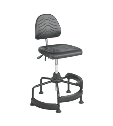 Safco TaskMaster Deluxe Industrial Chair 5120 ES3187