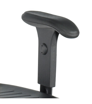 Safco TaskMaster Adjustable T-Pad Armrests 5144 ES3200