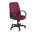 Safco Poise Executive High Back Seating 6300BG (Burgundy) ES3204