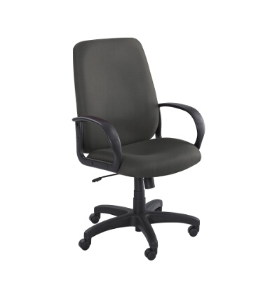 Safco Poise Executive High Back Seating 6300BL ES3205