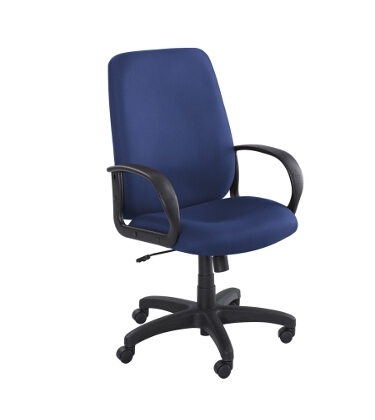 Safco Poise Executive High Back Seating 6300BU ES3206