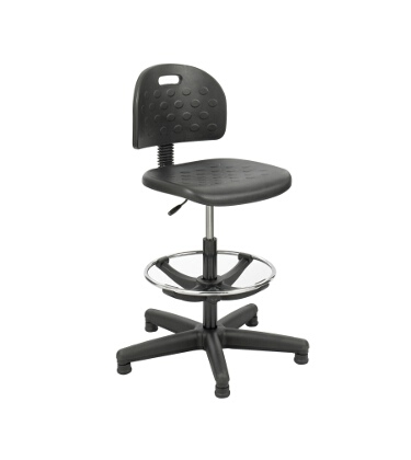 Safco Soft Tough Economy Workbench Chair 6680 ES3228