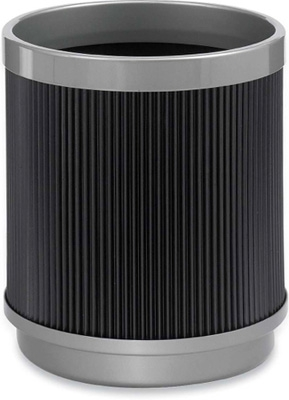 Safco At-Your-Disposal Wastebasket 9796BL ES3617