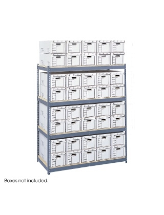 Safco Steel Pack Archival Shelving 5260 ES3351