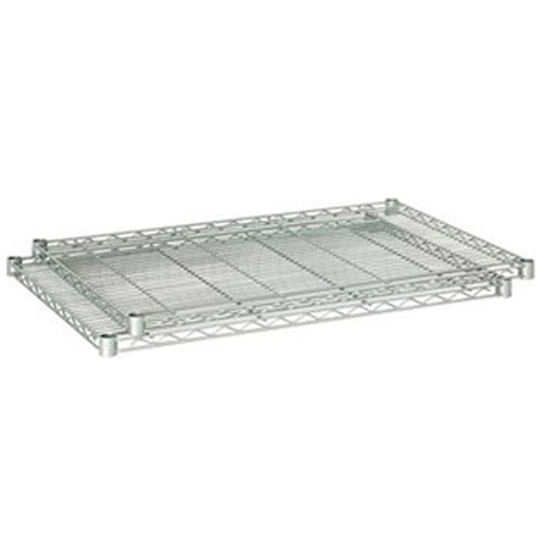 Safco Industrial Extra Shelf Pack, 48 x 24 5296GR