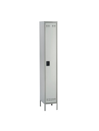 Safco Single Tier Locker 5522GR ES3419