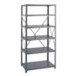 "Safco Commercial Steel Shelving, 36"" x 24"" with 6 Shelves 6270 ES3449"