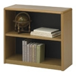 Safco 2-Shelf ValueMate Economy Bookcase 7170MO (Medium Oak) ES3452