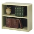 Safco 2-Shelf ValueMate Economy Bookcase 7170SA (Sand) ES3453