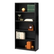 Safco 5-Shelf ValueMate Economy Bookcase 7173BL (Black) ES3462