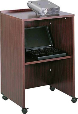 Safco Lectern Base/Media Cart 8917MH ES3488