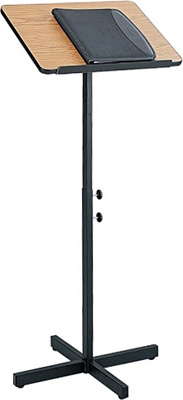 Safco Adjustable Speaker Stand 8921MO ES3498