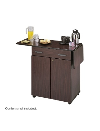 Safco Hospitality Service Cart 8962MH ES3519