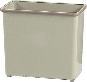 Safco Rectangular Wastebasket, 27.5 Qt. (Qty.3) 9616SA