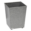Safco Checks Wastebasket (Qty.3) 9733NC (Black Speckle) ES3602