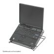 Safco Onyx Mesh Laptop Stand (Qty.5) 2161BL ES3640