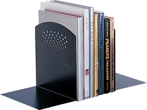 Safco Jumbo Bookends 3115BL