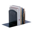 Safco Jumbo Bookends 3115BL (Black) ES3650