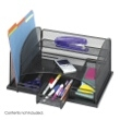 Safco Onyx Organizer With 3 Drawers 3252BL ES3677