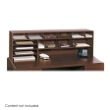 "Safco 58""W High Capacity Desk Top Organizer 3651CY ES3703"