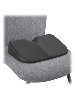 Safco SoftSpot Seat Cushion (Qty.5) ES3791 7152BL