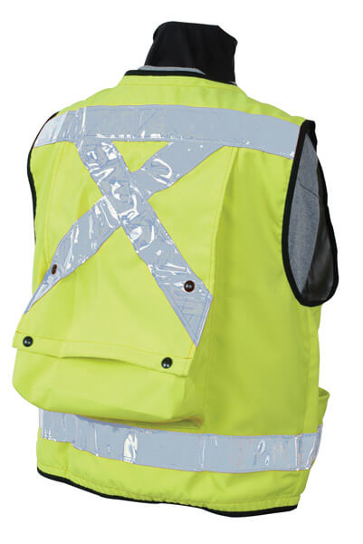 Seco 8063 Series Class 2 Safety Vest with Outlast Liner (2 Colors Available) ES1656