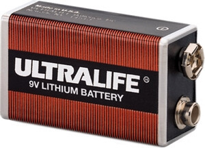 Schonstedt 9-Volt Lithium Battery B11014