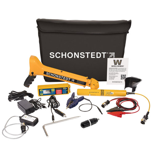 Schonstedt PCS-800 Pipe and Cable Locating Kit with Sonde