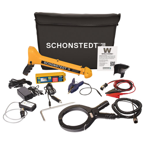 Schonstedt Pipe and Cable Locating Kit CL300 ES5734