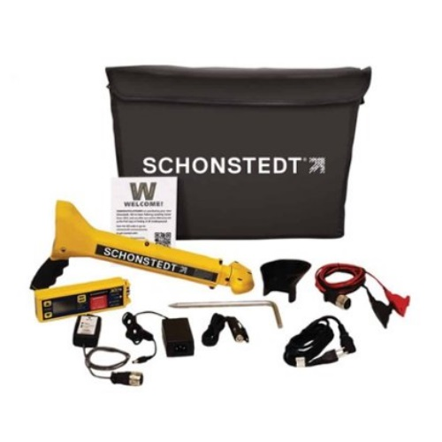 Schonstedt XTpc Pipe & Cable Locator Package with Soft Case (2 Models Available)