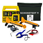 Schonstedt MPC-REX - Combination Kit - REX System with GA-92XTd Magnetic Locator ES8631
