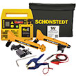 Schonstedt MPC-REX - Combination Kit - REX System with GA-92XTd Magnetic Locator and Large Heavy Duty Conductive Clip ES8631