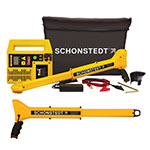 Schonstedt REX-LITE 33 kHz Dual-Frequency Pipe and Cable Locator Combo Kit - MPC-L33 ET10304