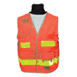 Seco 8067 Series Heavy-Duty Safety Vest (2 Colors Available) ES1163