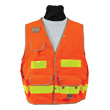 Seco 8068 Series Class 2 Lightweight Safety Vest (2 Colors Available) ES1655