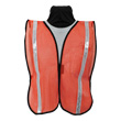 Seco 8076 Series Economy Mesh Safety Vest with Reflective Tape (2 Colors Available) ES1658