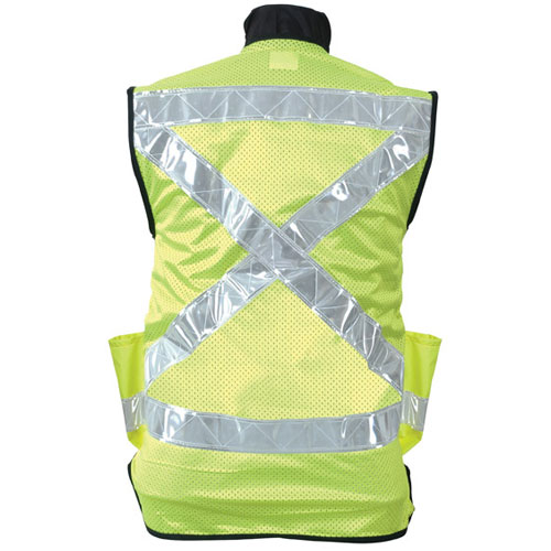 Seco 8069 Series Class 2 Safety Vest with Mesh Back (2 Colors Available) ES1649
