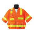 Seco 8368 Series Class 3 Safety Vest (2 Colors Available) ES1742