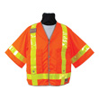 Seco 8374 Series Class 3 Mesh Safety Vest (2 Colors Available) ES1744