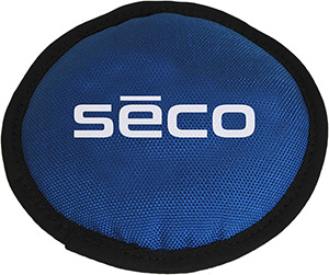 Seco Shot Bag Paperweight 8010-10-BLU