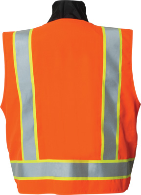 Seco 8292 Series Class 2 Safety Vest