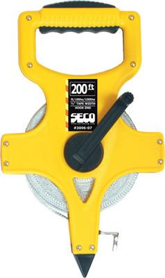 Seco 200 Steel Blade Measuring Tape 3006 07 Engineersupply