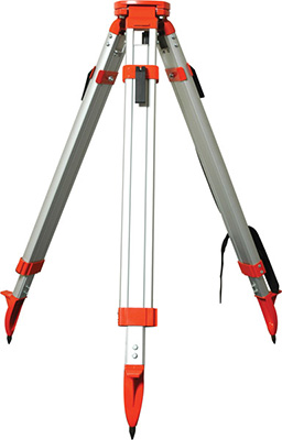 Seco Heavy-Duty Quick Clamp Aluminum Tripod 5301-31-ORG (Orange) ES2931