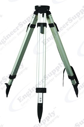 Seco Heavy-Duty Quick Clamp Aluminum Tripod 5301-30-BLK (Black)